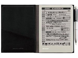[シャープ] 電子ノート [WG-S30-B(ブラック系)]