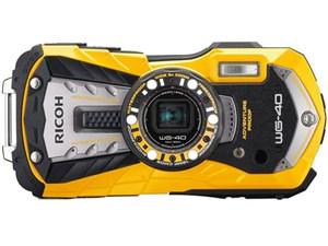 SD8GB付き RICOH WG-40 [イエロー] 商品画像1:hitmarket