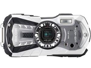 SD8GB付 RICOH WG-40W [ホワイト]