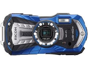 SD8GB付 RICOH WG-40W [ブルー]