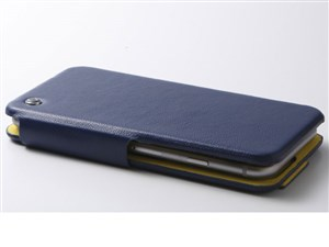 Deff MULTI GENUINE LEATHER CASE -S(4.7) Midnight Blue DCS-MS47SLBU