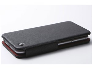 Deff MULTI GENUINE LEATHER CASE -M (5.2) Black DCS-MS52SLBK