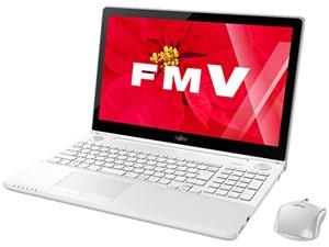 FMV LIFEBOOK AH77/W FMVA77WW [プレミアムホワイト]