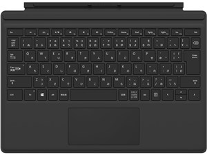 マイクロソフト QC7-00070 ブラック [タイプ カバー(Surface Pro 4)・・・
