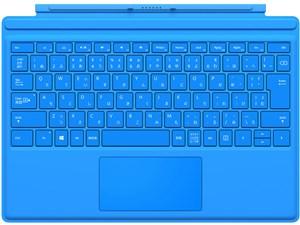 QC7-00071 [シアン] Surface Pro 4 タイプ カバー 商品画像1:@Next