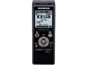 OLYMPUS V-843-BLK ピアノブラック ボイストレック [ICレコーダー (8GB)・・・