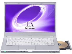 Let's note LX5 CF-LX5YDKVS
