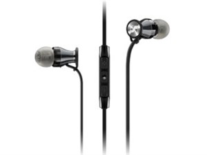 MOMENTUM In-Ear i [Black Chrome]