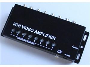KAIHOU 8chマルチモニター 車載映像分配器 KH-VSA3