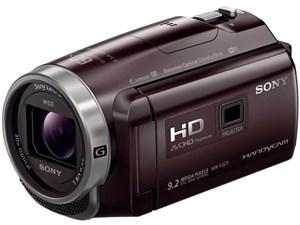 HDR-PJ675 (T) [ボルドーブラウン]