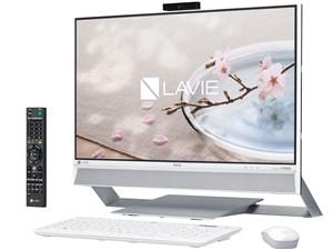 LAVIE Desk All-in-one DA770/DAW PC-DA770DAW [ファインホワイト]