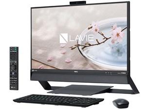 LAVIE Desk All-in-one DA770/DAB PC-DA770DAB [ファインブラック]
