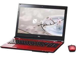 LAVIE Note Standard NS700/DAR PC-NS700DAR [クリスタルレッド]