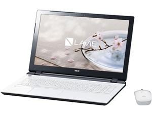 LAVIE Note Standard NS150/DAW PC-NS150DAW [エクストラホワイト]