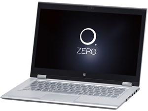 LAVIE Hybrid ZERO HZ650/DAS PC-HZ650DAS [ムーンシルバー]