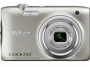 SD8GB付き COOLPIX A100 [シルバー]