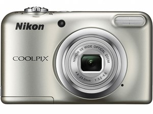SD8GB付き COOLPIX A10 [シルバー] 商品画像1:hitmarket