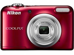 SD8GB付き COOLPIX A10 [レッド] 商品画像1:hitmarket