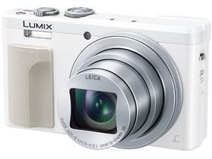 Panasonic LUMIX DMC-TZ85-W [ホワイト] 4549077630810