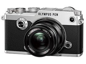 OLYMPUS PEN-F 12mm F2.0レンズキット [シルバー]