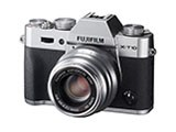 FUJIFILM X-T10 単焦点レンズキット [シルバー]
