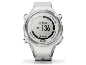 EPSON SF-850PW WristableGPS 脈拍計測/GPS機能/活動量計機能/ホワイ・・・