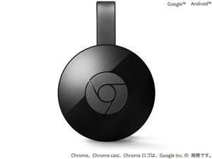 Chromecast GA3A00133A16Z01 [ブラック]【通常配送商品1】