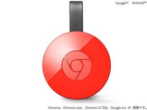 Chromecast GA3A00210A16Y19 [コーラル]