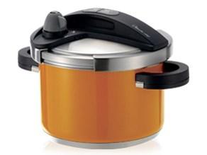 ワンダーシェフ 600069 BODA40-OR オレンジ オース [圧力鍋 (4L)・・・