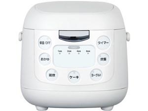 イーバランス EB-RM6200K ホワイト系 ROOMMARE [コンパクト炊飯ジャー(3.5合・・・