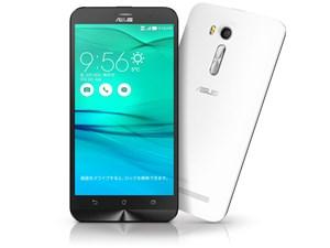 ASUS ZenFone Go ZB551KL-WH16 SIMフリー [ホワイト] (SIMフリー)
