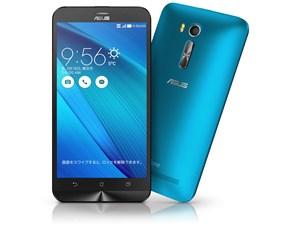 ZenFone Go ZB551KL-BL16 SIMフリー [ブルー] (SIMフリー)