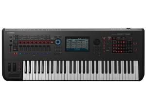 YAMAHA MONTAGE6 [ミュージックシンセサイザー モンタージュ61鍵モデル・・・