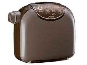 三菱電機 中綿までしっかり乾燥できるダニ対策用ふとん乾燥機 AD-X80-Tダークブラウン 商品画像1:激安家電パレット