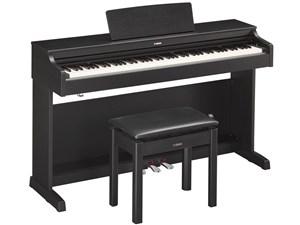 ヤマハ 電子ピアノ 「ARIUS(アリウス)」 ブラックウッド調仕上げ YDP-163・・・
