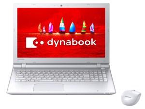 dynabook T75 T75/VW PT75VWP-BJA [リュクスホワイト]