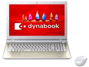 dynabook T75 T75/VG PT75VGP-BJA [サテンゴールド]
