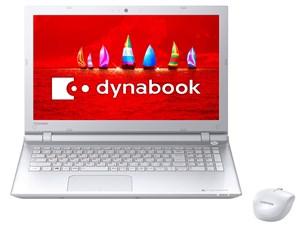dynabook T55 T55/VW PT55VWP-BJA [リュクスホワイト]