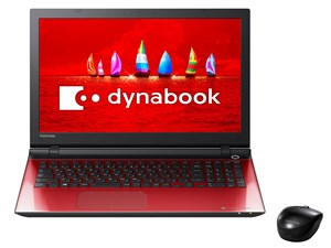 dynabook T55 T55/VR PT55VRP-BJA [モデナレッド]