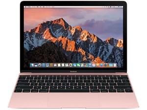 △MMGL2J/A [ローズゴールド] MacBook 1100/12