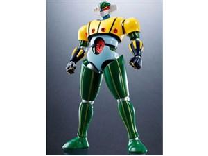 バンダイ スーパーロボット超合金 鋼鉄ジーグ