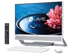 LAVIE Desk All-in-one DA770/EAW PC-DA770EAW [ファインホワイト]