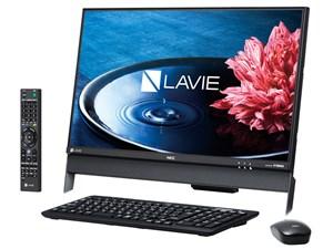LAVIE Desk All-in-one DA370/EAB PC-DA370EAB [ファインブラック]