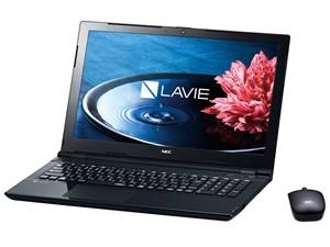 LAVIE Note Standard NS150/EAB PC-NS150EAB [スターリーブラック]