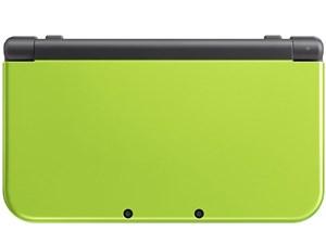 Newニンテンドー3DS LL ライム×ブラック 商品画像1:パニカウ