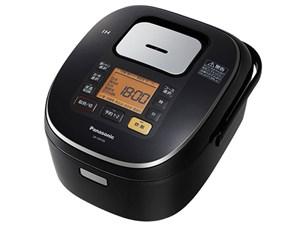パナソニック IHジャー炊飯器 SR-HB106-K [ブラック] 商品画像1:激安家電パレット