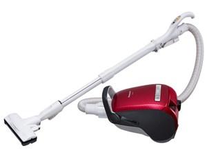 パナソニック 紙パック式 掃除機 MC-PA36G-R クラシックレッ・・・