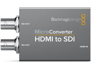 Blackmagic Design CONVCMIC/HS Micro Converter - HDMI to SDI [コンバータ・・・