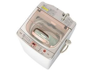 AQUA AQW-TW1000E-WX クリアホワイト [洗濯乾燥機 (洗濯10kg/乾燥5kg)・・・