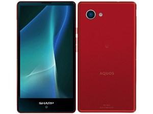 AQUOS mini SH-M03 SIMフリー [Red]